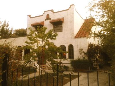 little havana Mediterranean style home miami