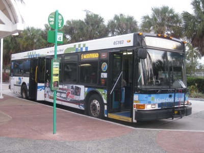 If You Need To Get Around Miami And Miami Beach Without A Car It Is Easy To Do So Using Public Transport Miami Dade Transit Is The Th Largest Public