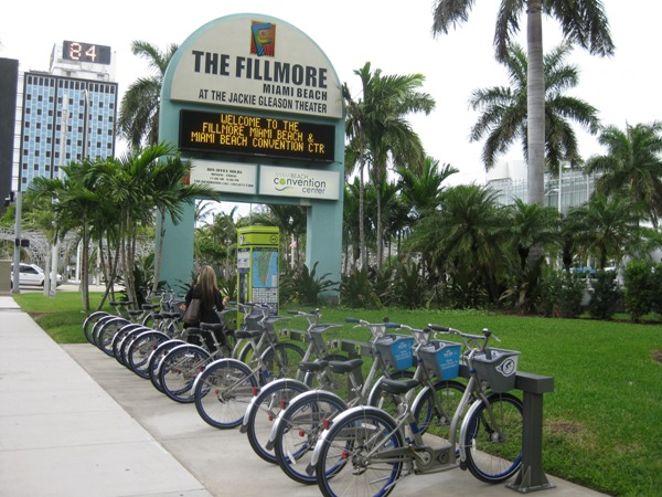 Bikes Miami Beach The City of Miami Beach s