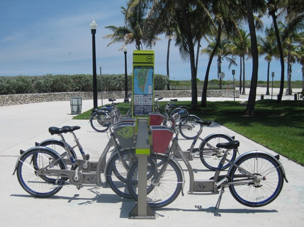 Bikes Miami Beach Miami Beach launched their