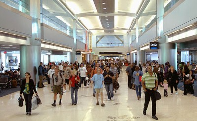 Getting Through Customs And Immigration At Miami Airport Miami - Us customs miami map