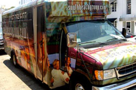 Image South Beach Hotel Group Offers Free Airport Shuttle