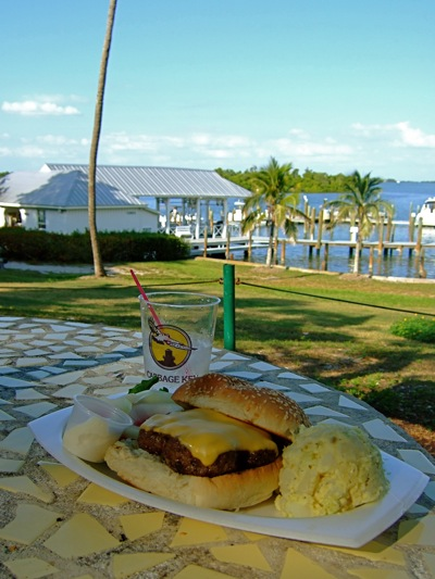 cheeseburge in cabbage key