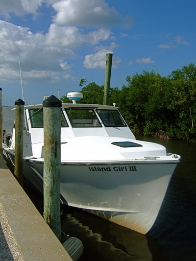 island girl charters north captiva pine island