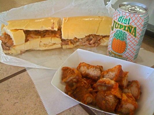miami papo llega y pon cuban sandwich