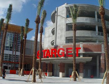 target miami beach