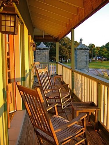 verandah st. george inn