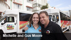 Gus and Michelle Moore