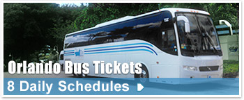 Orlando Bus Tickets
