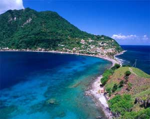 Visit Dominica in the Caribbean