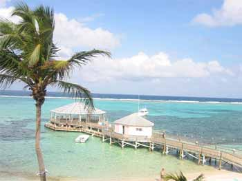 Grand Cayman Island in the