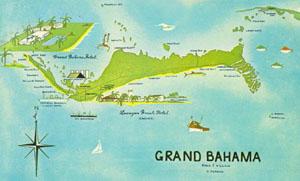 Puerto De Ingreso Grand Bahama En Las Bahamas