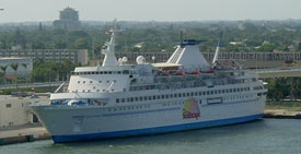 Fort Lauderdale Cruises aboard the SeaEscape Casino