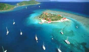 Visit Virgin Gorda in the Caribbean