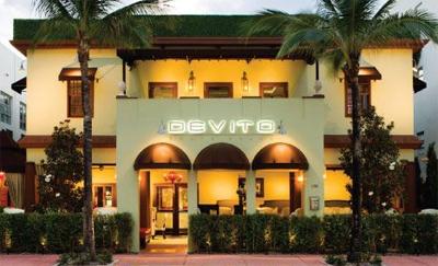 Devito Restaurant On Ocean Dr