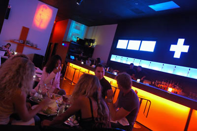 Funkshion Restaurant and Lounge in South Beach