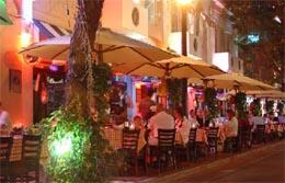 Espanola Way Miami Beach Italian Restaurants