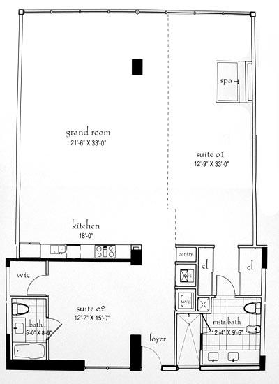 Space 01 Floor Plans