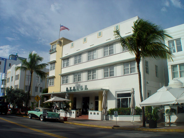 Avalon in Miami Beach