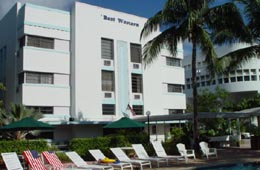 infomacion del hotel Best Western South Beach