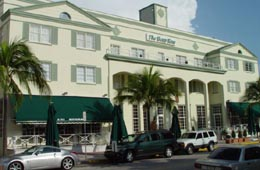 Betsy Ross Hotel on Ocean Drive
