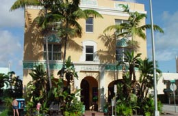 Franklin Hotel on Collins Avenue
