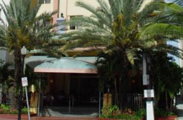 Marseilles Hotel on Collins Avenue