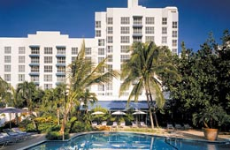 Palms Hotel on in Miami Beach, Florida