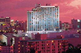 Radisson Miami Downtown Hotel on Biscayne Blvd