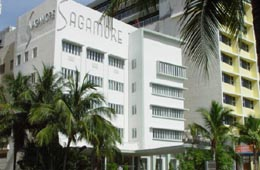 Sagamore Hotel on Collins Avenue