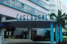 Shelborne Hotel on Collins Avenue