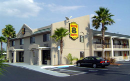 Super 8 near Disney World