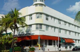 Winterhaven Hotel on Collins Avenue