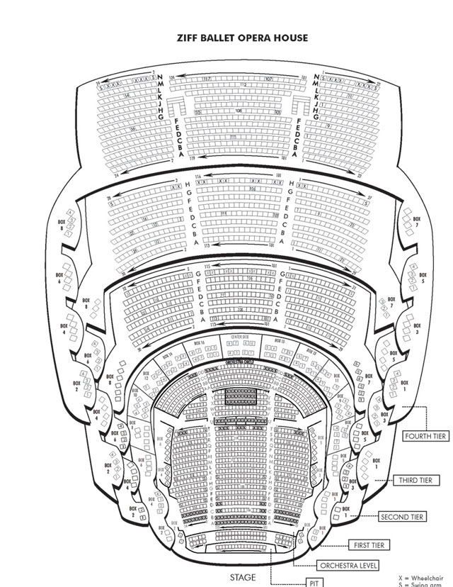 Carnvial Center Seating Chart - Find Theatre Seats at the Carnival ...