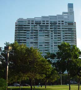 South Pointe Tower condos