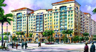 St. George Condo Hotel in Coral Gables