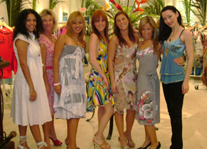 Stage Modelas in South Beach