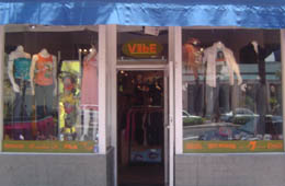 Vibe Clothing in South Beach