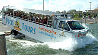 Duck Tours Tour in Miami