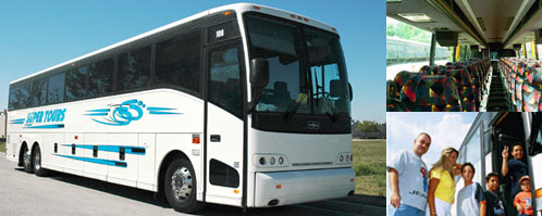 Miami to Orlando Shuttle Bus