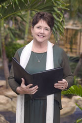 Peggy Lewis - Officiant
